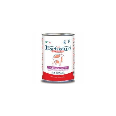 Exclusion Diet Hypoallergenic Dog Capra E Patate 400Gr