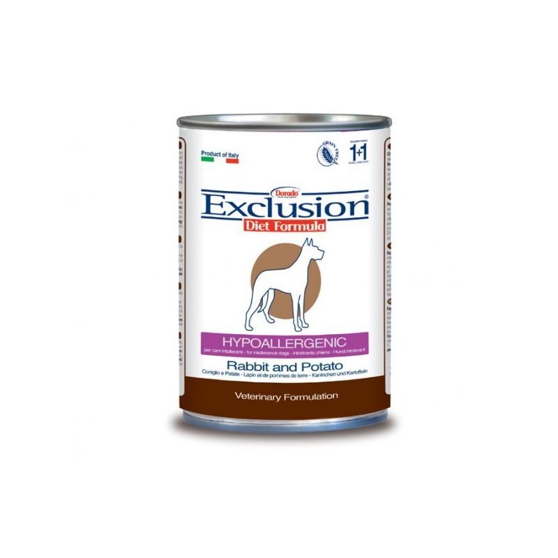 Exclusion Diet Hypoallergenic Dog...