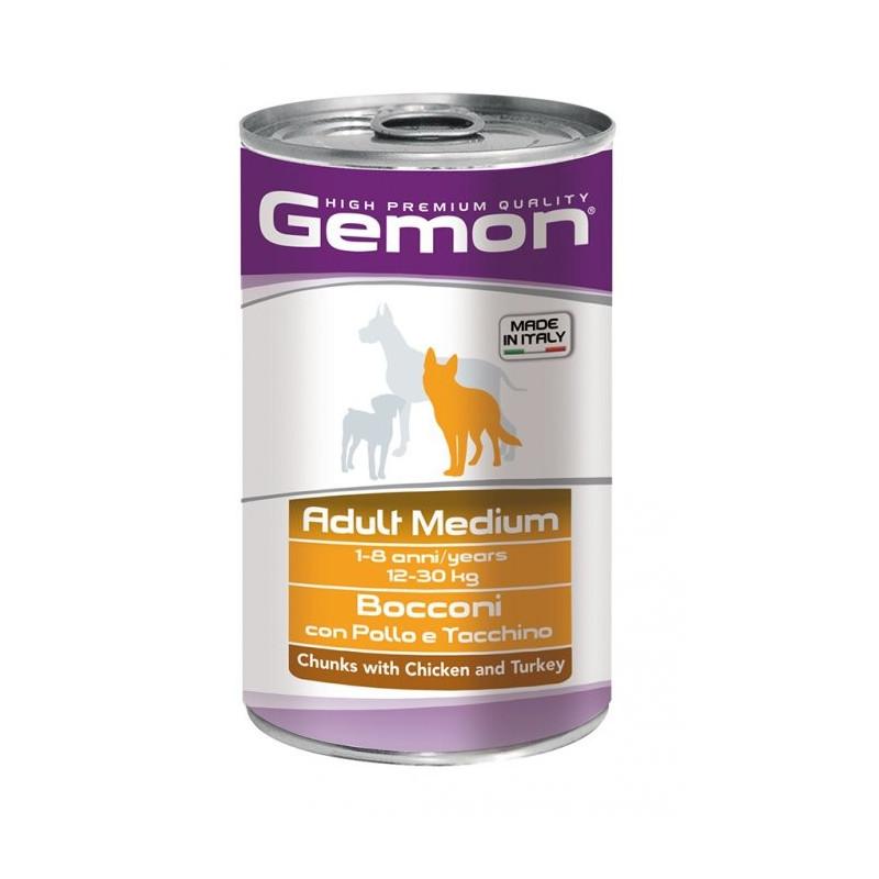 Monge Gemon Dog Adult Medium Bocconi...
