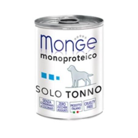 Monge Monoproteico Dog Solo Tonno 400 Gr