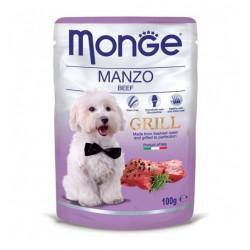 Monge Dog Grill Manzo 100 Gr