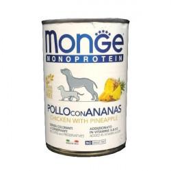 Monge Dog Solo Frutta Pollo...