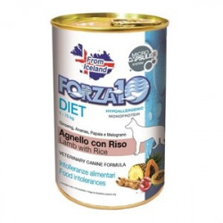 Forza10 Dog Pate Diet...