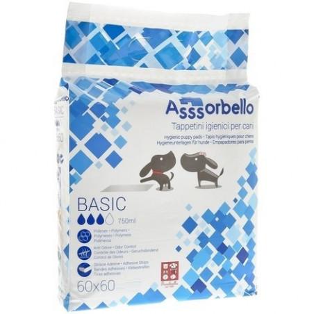 Ferribiella Assorbello Traversine Basic 60X60 10Pz