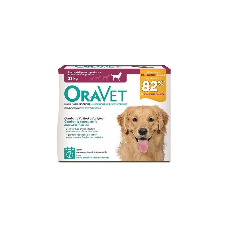 Oravet Chew Dog L Oltre I 23 Kg. 7 Pz.