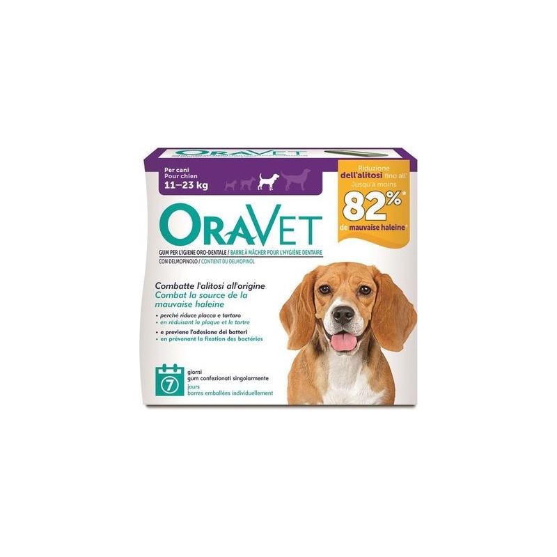 Oravet Chew Dog M Da 11 A 23 Kg. 7 Pz.