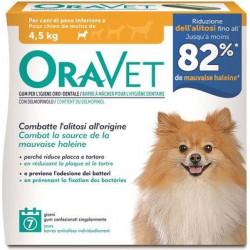 Oravet Chew Dog Xs Fino A...