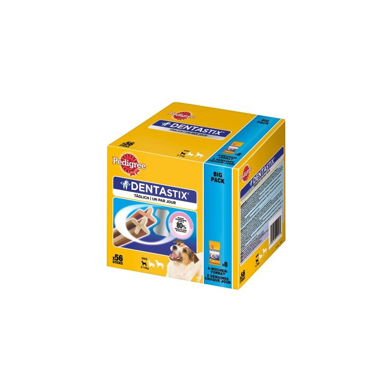 Pedigree Dentastix Small Pack 56 Pz