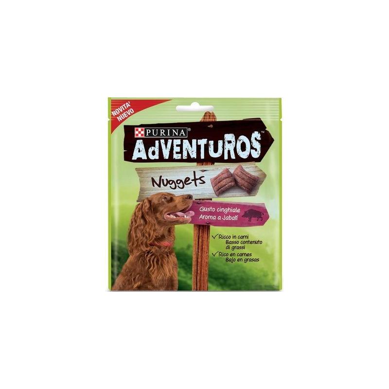 Snack Purina Adventuros Nuggets...