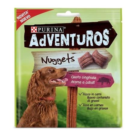Snack Purina Adventuros Nuggets Cinghiale 90 Gr