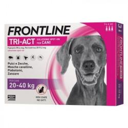 Frontline Tri-Act*6 Pipette 4 Ml 20-40 Kg