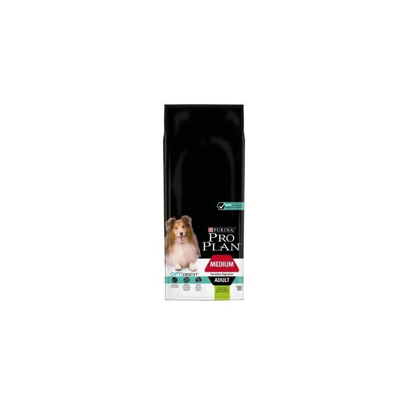Purina Pro Plan Medium Adult Sensitive Optidigest 18Kg