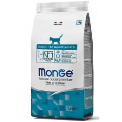 Monge Cat Kitten 1/12 Mesi...