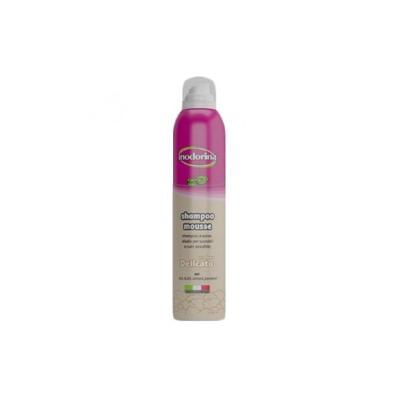 Inodorina Shampoo Mousse Delicato 300 Ml