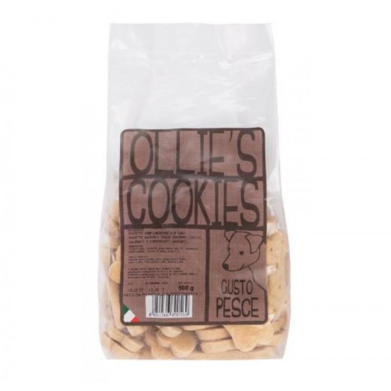 Oli Ollie'S Cookies Pesce 500 Gr