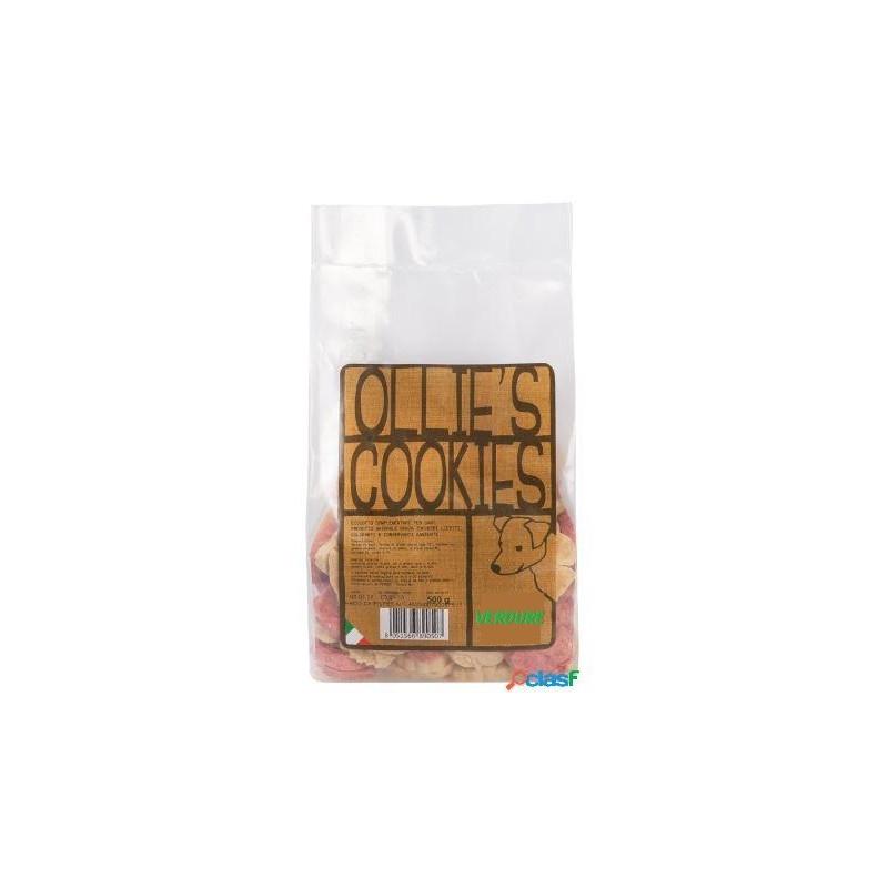 Oli Ollie'S Cookies Verdure 1 Kg