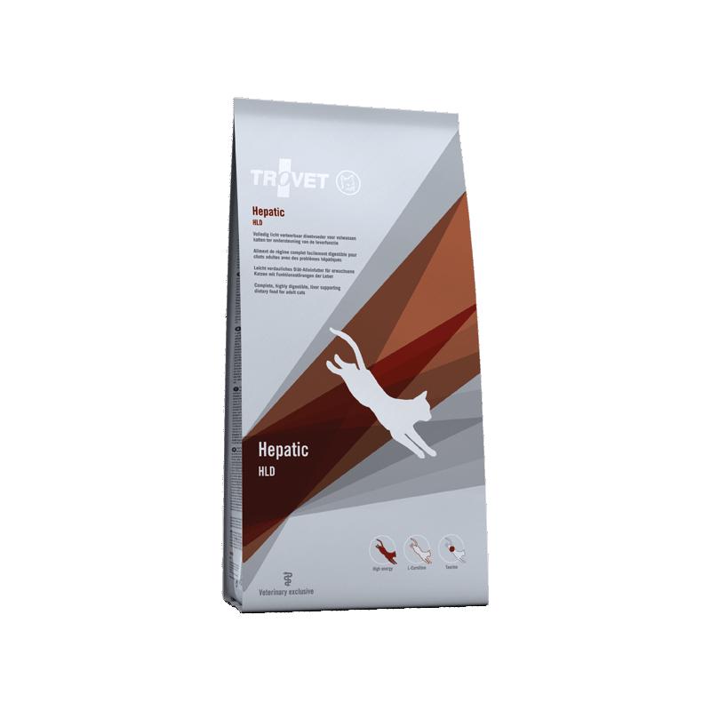 Trovet Gatto Hepatic Hld 1,5 Kg