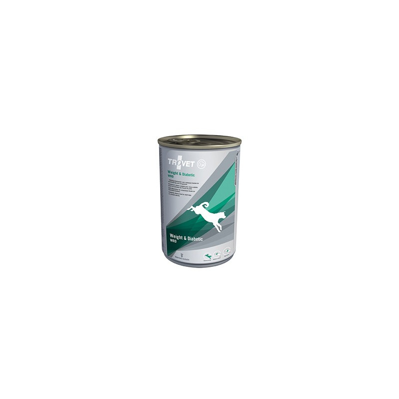 Trovet Cane Weight/Diabetic 400 Gr