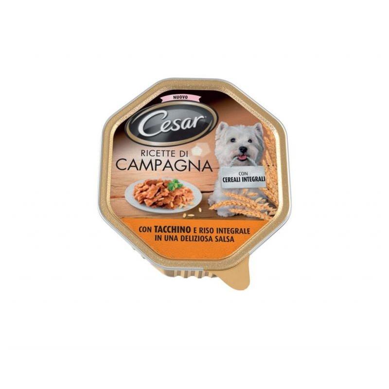 Cesar Cereali E Tacchino 150 Gr