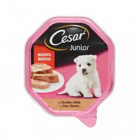 Cesar Puppy Vitello E Tacchino 150 Gr