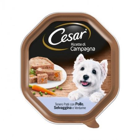 Cesar Pollo Selvaggina Verdure 150 Gr