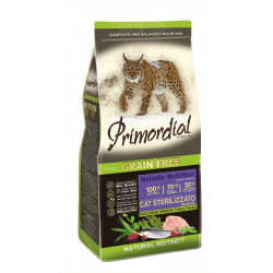 Primordial Grain Free Gatto Neutered Kg 2