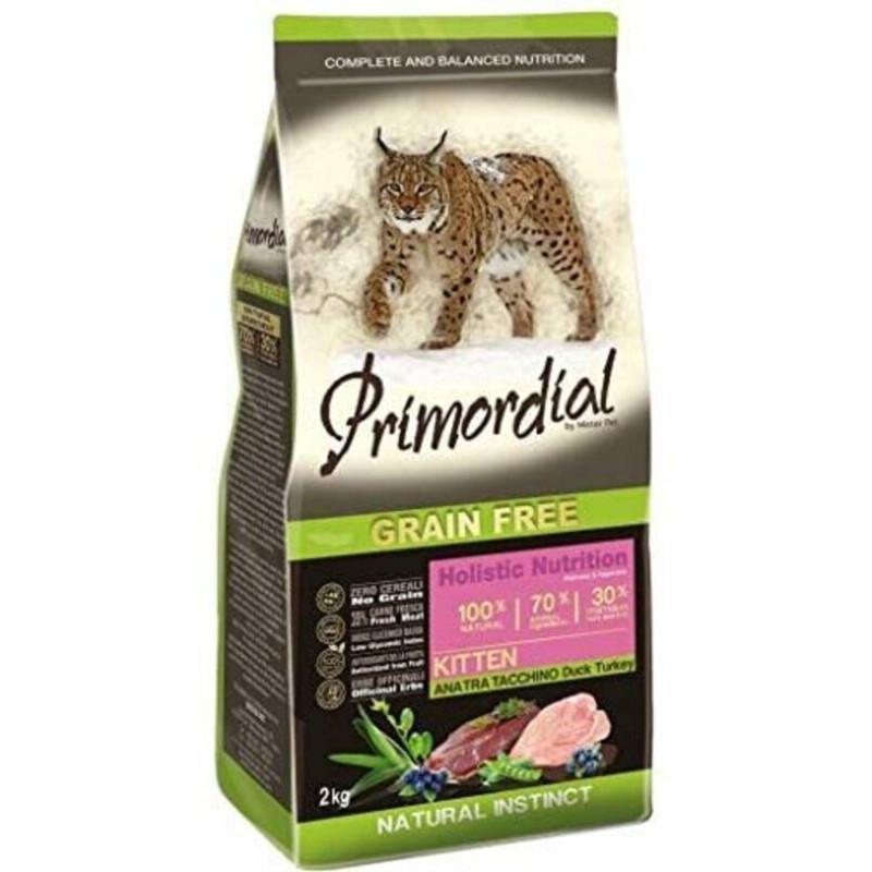 Primordial Grain Free Gatto Kitten...