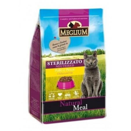 Meglium Gatto Adult Sterilizzato 15 Kg
