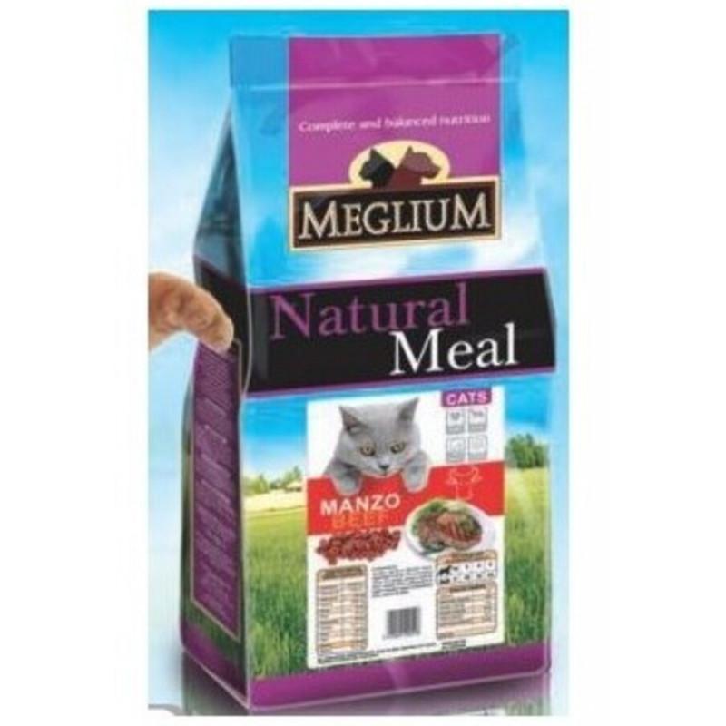 Meglium Gatto Adult Manzo 15 Kg