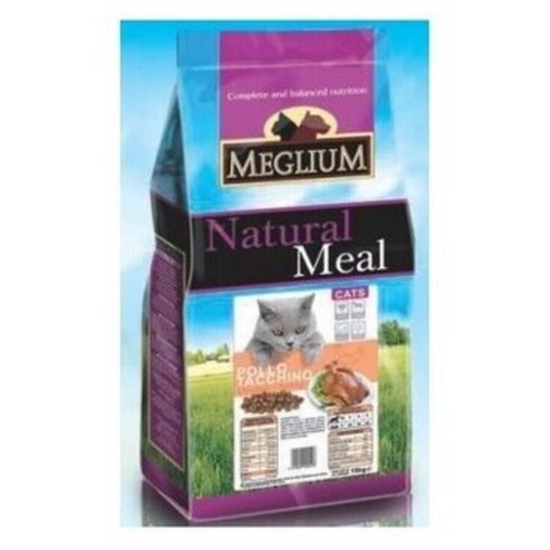 Meglium Gatto Adult Pollo e Tacchino...