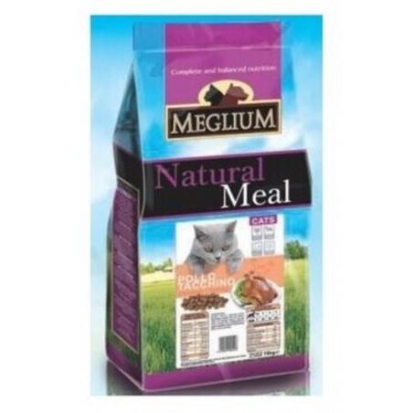 Meglium Gatto Adult Pollo e Tacchino 15 Kg