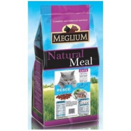 Meglium Gatto Adult Pesce 3 Kg