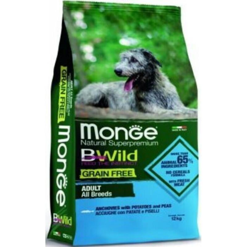 Monge Natural Superpremium Dog No...