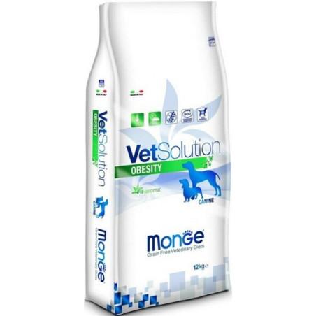 Monge Vetsolution Dog Obesity 12Kg