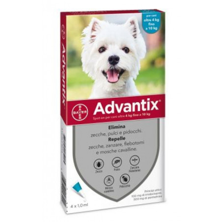 Advantix Spot On Antiparassitario