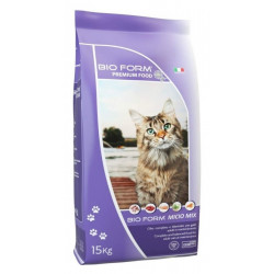 Bio Form Crocchette Gatto Superpremium Micio Mix