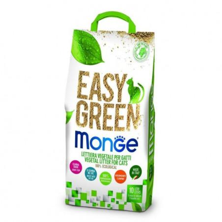 Lettiera Monge Easy Green Biodegradabile 10 Lt