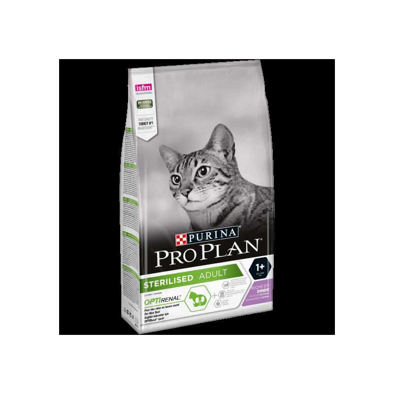 Purina Pro Plan Cat Sterilised Tacchino 1,5 Kg