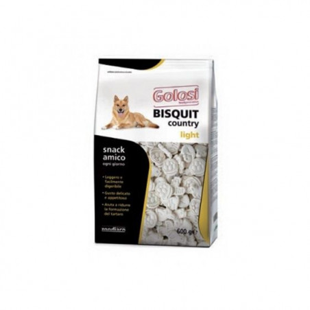 Zoo Golosi Biscotti Country Light 600 Gr