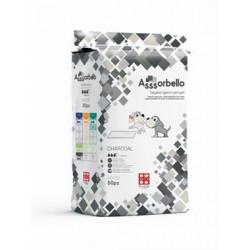 Ferribiella Assorbello Charcoal Traversine 60X90 50Pz