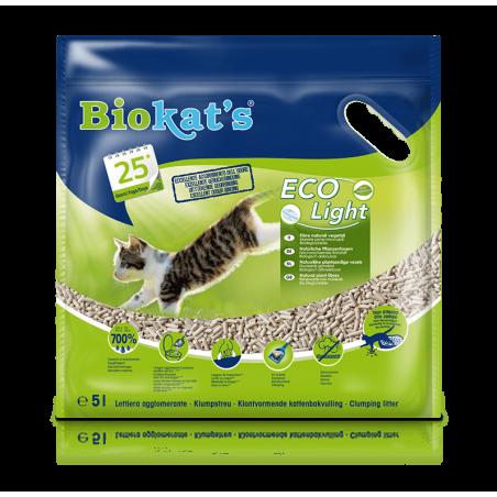 Lettiera Biokat's Eco Light 5 Lt