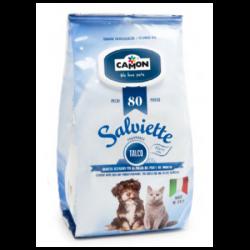 Camon Salviettine Detergenti Maxi Formato 100pz al Talco
