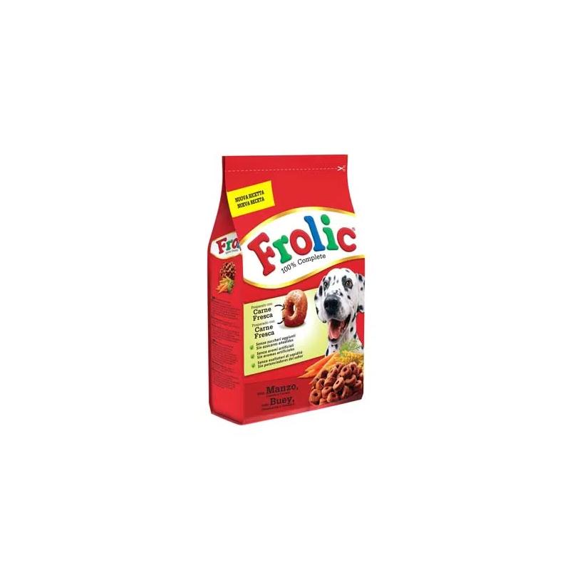 Frolic Manzo Carote Cereali 1,5 Kg