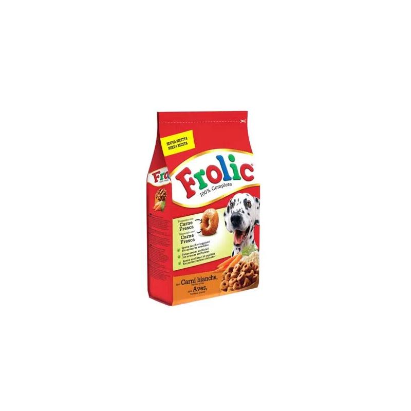 Frolic Mini Pollo Verdure Cereali 1 Kg