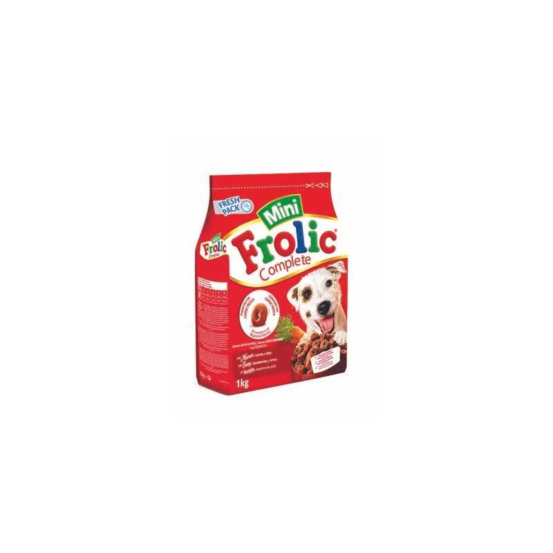 Frolic Mini Manzo Carote Cereali 1 Kg