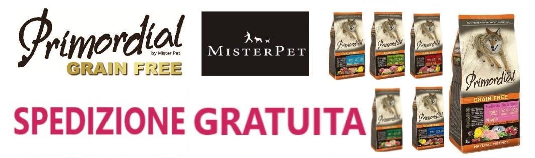 Primordial Crocchette Grain Free per Cani e Gatti